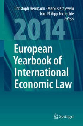 European Yearbook of International Economic Law 2014