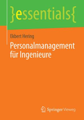 Personalmanagement für Ingenieure