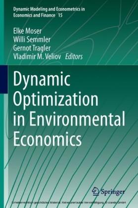 Dynamic Optimization in Environmental Economics