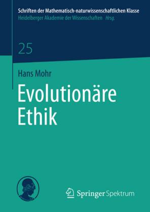 Evolutionäre Ethik
