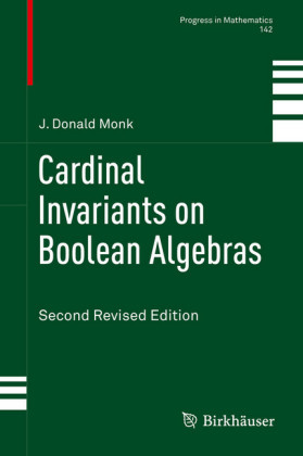 Cardinal Invariants on Boolean Algebras