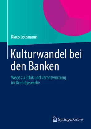 Kulturwandel bei den Banken