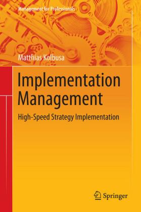 Implementation Management