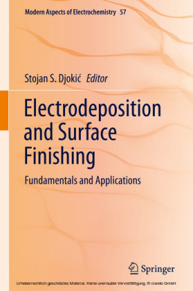 Electrodeposition and Surface Finishing
