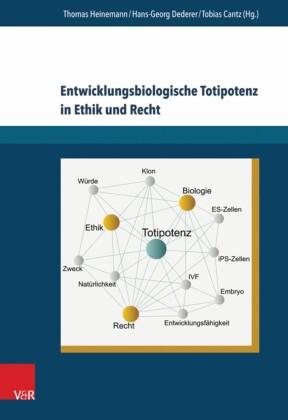 Entwicklungsbiologische Totipotenz in Ethik und Recht