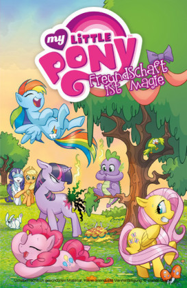 My little Pony, Band 1