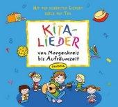 KITA-LIEDER von Morgenkreis bis Aufräumzeit, Audio-CD Cover