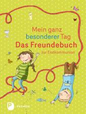 Das Freundebuch zur Erstkommunion Cover