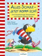 Der kleine Rabe Socke: Alles Schule - jetzt komm ich! Cover