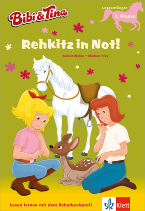 Bibi & Tina - Rehkitz in Not!