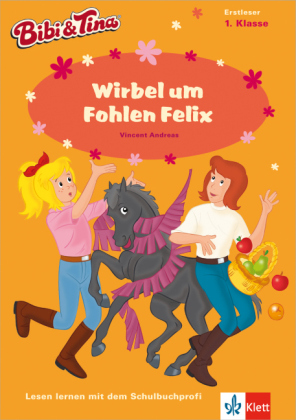 Bibi & Tina - Wirbel um Fohlen Felix