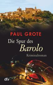 Die Spur des Barolo Cover