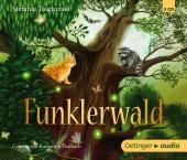 Funklerwald, 3 Audio-CDs Cover