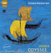 Odyssee, 2 MP3-CDs Cover