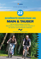 22 schönste Radeltage an Main & Tauber Cover