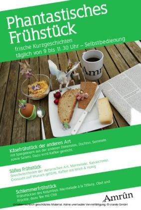 Frühstücksanthologie 2: Phantastisches Frühstück