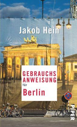 Gebrauchsanweisung für Berlin