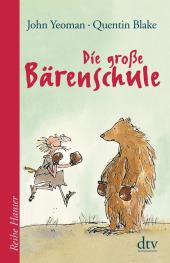Die große Bärenschule Cover