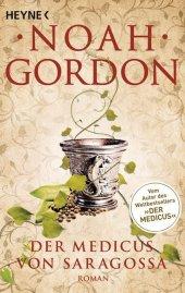 Der Medicus von Saragossa Cover