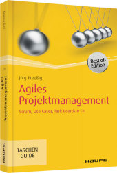 Agiles Projektmanagement Cover