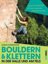 Bouldern & Klettern in der Halle und am Fels Cover