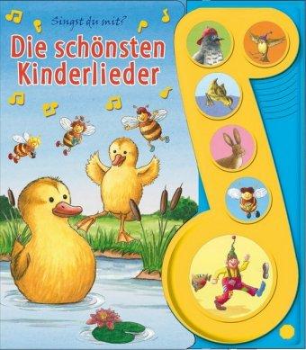 Die schönsten Kinderlieder, m. Tonmodulen