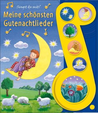 6-Button-Liederbuch, Meine schönsten Gutenachtlieder