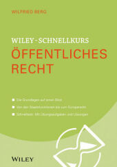 Wiley-Schnellkurs Öffentliches Recht (ÖffR) Cover