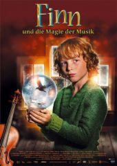 Finn und die Magie der Musik, 1 DVD Cover