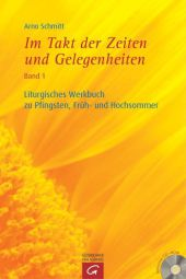 Liturgisches Werkbuch zu Pfingsten, Früh- und Hochsommer, m. CD-ROM