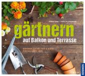 Gärtnern auf Balkon und Terrasse Cover