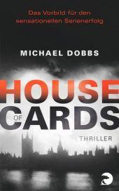 House of Cards, deutsche Ausgabe Cover