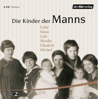 Die Kinder der Manns, 6 Audio-CDs
