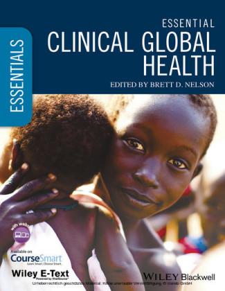 Essential Clinical Global Health, Includes Wiley E-Text