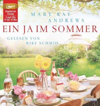 Ein Ja im Sommer, 2 MP3-CDs