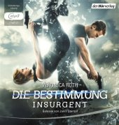 Die Bestimmung - Insurgent, 1 MP3-CD Cover