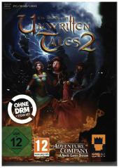 The Book of unwritten Tales 2, 1 DVD-ROM