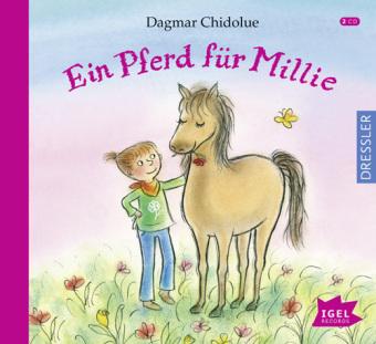 Ein Pferd für Millie, Audio-CDs