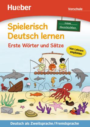Neue Geschichten - Erste Wörter und Sätze - Vorschule