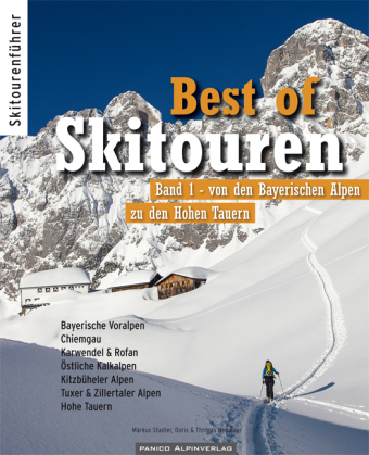 Best of Skitouren, m. Karte
