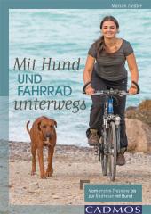 Mit Hund und Fahrrad unterwegs Cover