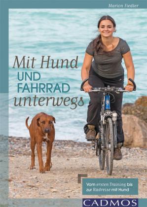 Mit Hund und Fahrrad unterwegs
