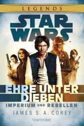 Star Wars Imperium und Rebellen - Ehre unter Dieben Cover