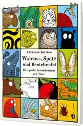 Walross, Spatz und Beutelteufel Cover