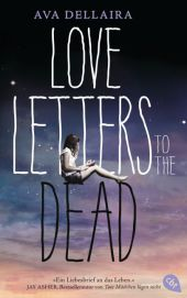 Love Letters to the Dead, deutsche Ausgabe Cover