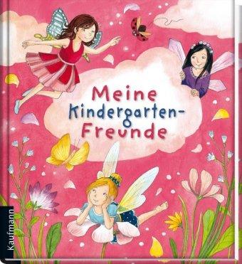Meine Kindergarten-Freunde (Motiv Feen)
