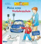 Meine Freundin Conni - Meine erste Verkehrsschule Cover