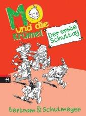 Mo und die Krümel - Der erste Schultag Cover