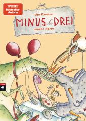 Minus Drei macht Party Cover