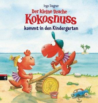 Der kleine Drache Kokosnuss kommt in den Kindergarten